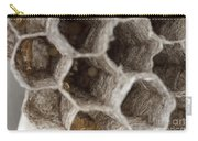 Common Wasp Larva Carry-all Pouch