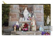 Comparison Mother Mary Shrine Carry-all Pouch