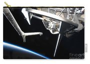 Components Of Space Shuttle Discovery Carry-all Pouch