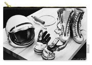 Components Of The Mercury Spacesuit Carry-all Pouch
