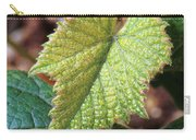 Concord Grape Plant Carry-all Pouch by Science Source