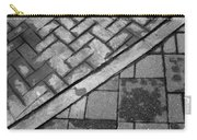 Concrete Tile - Abstract Carry-all Pouch