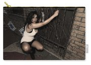 Concrete Velvet 13 Carry-all Pouch by Donna Blackhall