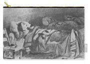 Conditions In Bellevue Hospital, New Carry-all Pouch