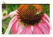Cone Flower And Guest Carry-all Pouch