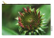 Coneflower Close-up Carry-all Pouch