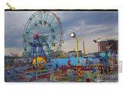 Coney Island Amusements Carry-all Pouch