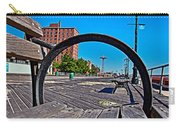 Coney Island Bench View Carry-all Pouch