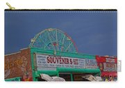 Coney Island Facade Carry-all Pouch