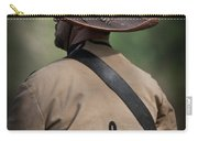 Confederate Cavalry Soldier Carry-all Pouch