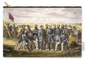 Confederate Generals Carry-all Pouch by Granger