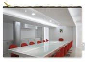 Conference Room Interior Carry-all Pouch by Setsiri Silapasuwanchai