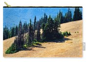 Conifer Clusters Carry-all Pouch