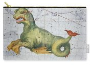 Constellation Of Cetus The Whale Carry-all Pouch