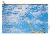 Construction Crane Carry-all Pouch