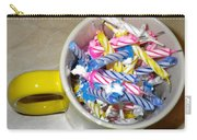 Contest  45 Candles Birthday 12 24 2010 Carry-all Pouch