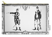 Continental Army Carry-all Pouch