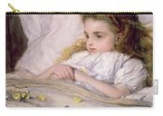 Convalescent Carry-all Pouch by Frank Holl