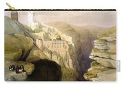 Convent Of St Saba Carry-all Pouch