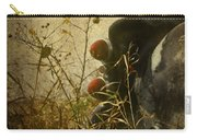 Conversation Dirt Road Carry-all Pouch by Empty Wall