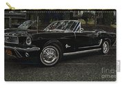 Cool Classic Mustang Carry-all Pouch