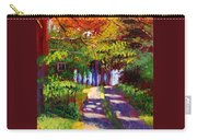Cool Country Land Plein Air Carry-all Pouch