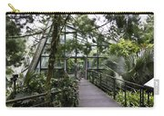 Cool House Inside The National Orchid Garden In Singapore Carry-all Pouch