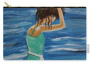 Cool Ocean Breeze Carry-all Pouch