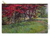 Copper Beeches New Timber Sussex Carry-all Pouch