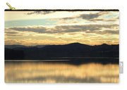 Copper Sky And Reflections Carry-all Pouch