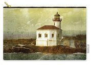 Coquille River Lighthouse Carry-all Pouch