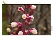 Coral Bells Flower Stem Carry-all Pouch