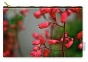 Coral Bells Carry-all Pouch