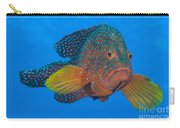 Coral Grouper, Kimbe Bay, Papua New Carry-all Pouch