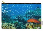 Coral Reef In Thailand Carry-all Pouch