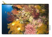 Coral Reef Seascape, Australia Carry-all Pouch