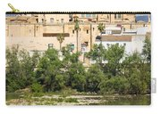 Cordoba Cathedral And Guadalquivir River Carry-all Pouch