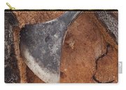 Cork Oak Quercus Suber Bark Carry-all Pouch