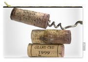 Cork Of French Wine Carry-all Pouch