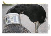 Cormorant With Radio Collar Carry-all Pouch