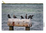 Cormorants Key West Carry-all Pouch