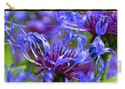 Cornflower Color Carry-all Pouch