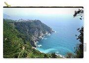 Corniglia Cinque Terre And Vineyards Carry-all Pouch