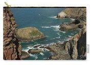 Cornish Seascape St Agnes  Carry-all Pouch