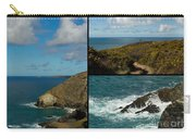 Cornwall North Coast Carry-all Pouch by Brian Roscorla