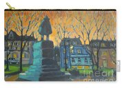 Cornwallace Statue Carry-all Pouch