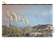 Coronado Island Pampas Grass Carry-all Pouch