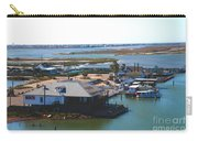 Corpus Christi Bay Towards Mustang Island Texas Carry-all Pouch