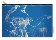 Corset Patent Series 1877 Carry-all Pouch
