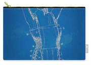 Corset Patent Series 1924 Figure 1 Carry-all Pouch